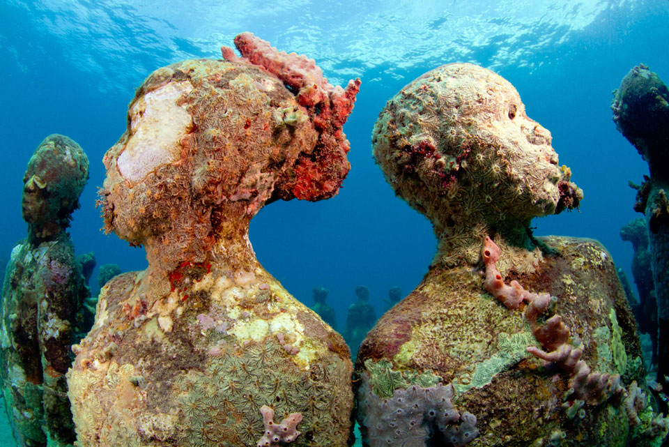 GTA--World's-First-Underwater-Sculpture-Park---Pure-Grenada,-The-Spice-of-the-Caribbean