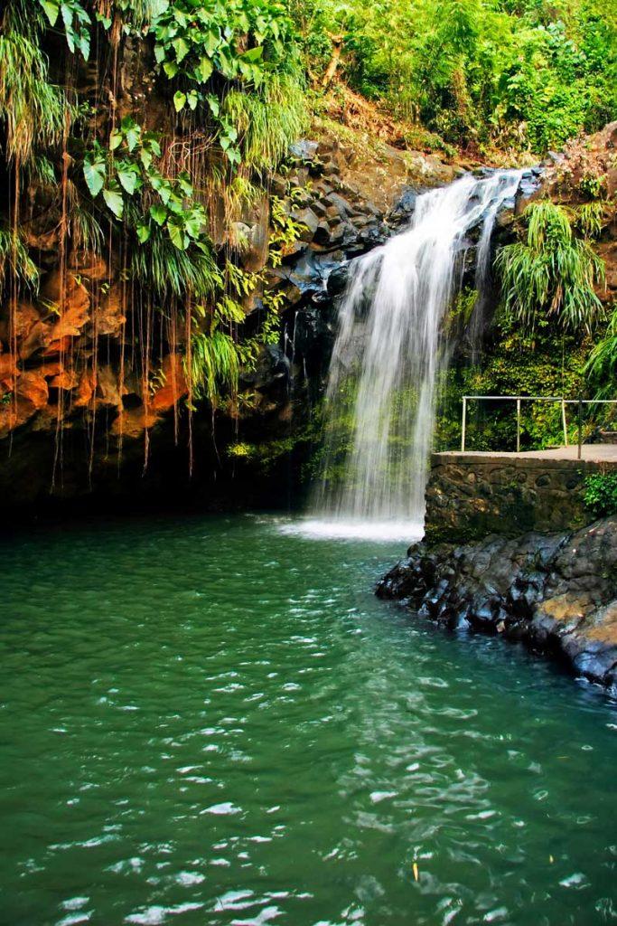 Grenada---Annandale-Waterfalls