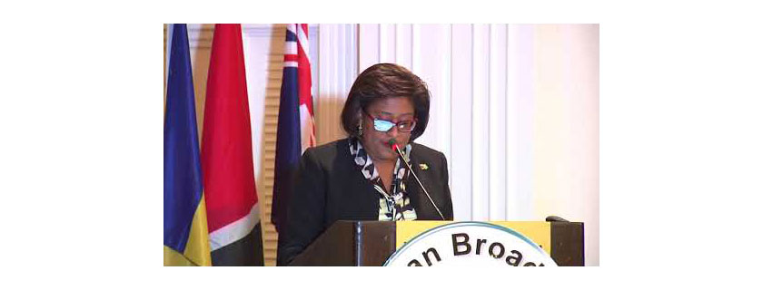 CBU AGA 2017, Feature Address – Hon Cathy Hughes, Minister of Public Telecommunications of Guyana