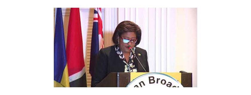 CBU AGA 2017, Feature Address – Hon Cathy Hughes, Minister of Public Telecommunications of Guyana
