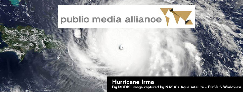 Broadcasters, hurricanes and recovery in the Caribbean