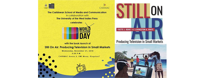 World Television Day Event in the Caribbean