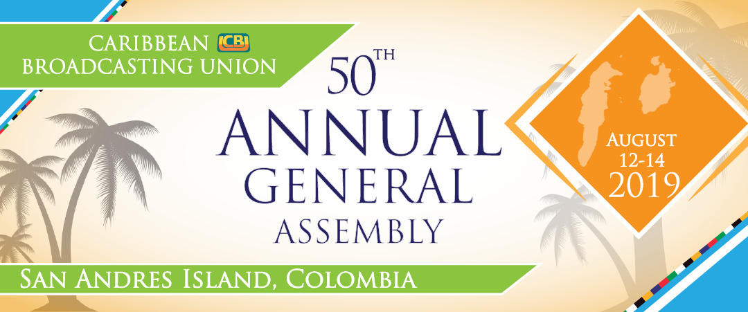 LAUNCH CEREMONY OF THE 50TH GENERAL ASSEMBLY OF THE CBU AGA will take place in San Andres Island, Colombia